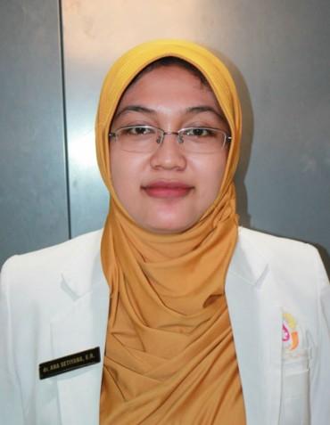 dr. Ana Setiyana Endah